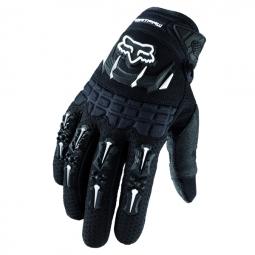 FOX gants Dirtpaw noir 2010 XL