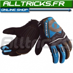 661 Sixsixone Gants Comp bleus Taille M
