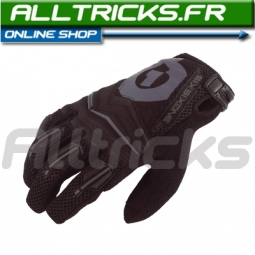 661 Sixsixone Gants Comp noirs Taille S