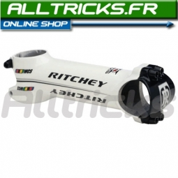 RITCHEY Potence WCS 4 axis OS Blanc 6° 100mm