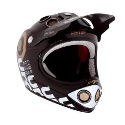 URGE Helmet Down-o-matic black L / XL