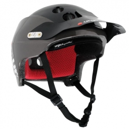 Helmet URGE Endur-o-matic classic anthracite L / XL
