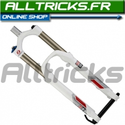 Rock Shox Fourche Revelation 2010 Team dual air 150 maxle