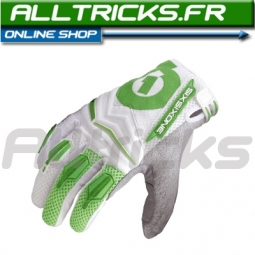 661 Sixsixone Gants Comp verts Taille XS