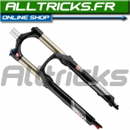 Rock Shox Fourche Revelation 2010 Race Dual Air 130/140 mm/150mm / 9mm lockout