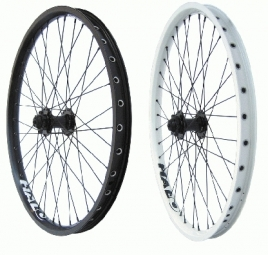 HALO SAS Black Front Wheel Drive 6TR 26'' 9/20 mm
