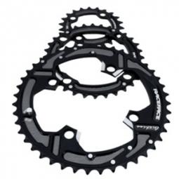 race face set plateaux noir turbine 22 32 44 dts entraxe 104 4 trous 9v