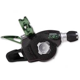 Sram Commandes de vitesses Triggers X0 Vert 3 x 9 vitesses (la paire)
