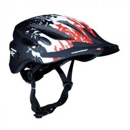TRICK X Drifter Helmet 2010 Black Red M