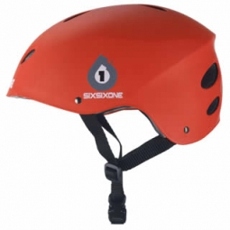 661 SIXSIXONE Helmet bowl Red Mullet