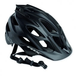 FOX 2011 PROMO Flux Helmet Black S / M