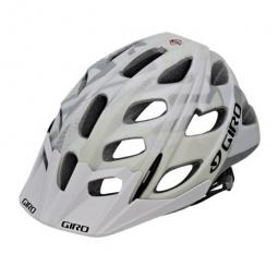Giro Hex Helmet 2010 White / Silver M