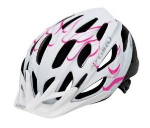 GIRO Rift Helmet 2010 White / Pink