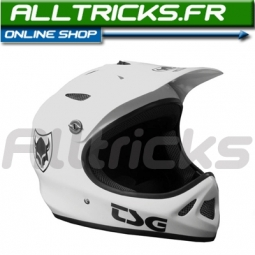 TSG Casque integral Staten Blanc XL