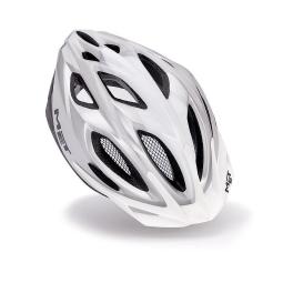 MET helmet MYTHOS Silver One Size