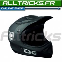 TSG Staten integral Helmet Black 2010 L