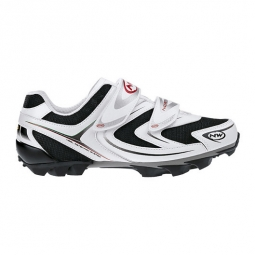 Northwave Chaussures Spike 2010 Blanches 41