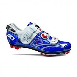 SIDI 2010 Chaussures DRAGON 2 SRS carbone bleue 41