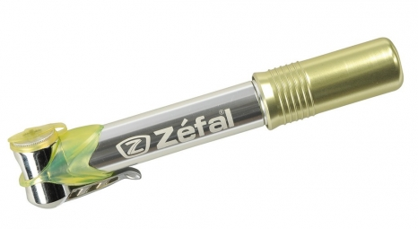 ZEFAL Mini Pump AIR PROFIL MICRO Yellow
