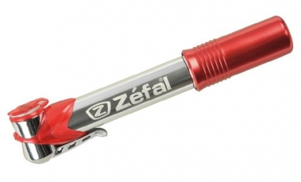 ZEFAL Mini Pump AIR PROFIL MICRO Red