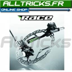 HOPE Paire de freins Race 2011 disque 160 AV/AR flottant