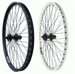 Halo SAS Rear Wheel Drive 6TR White 26'' 10mm 48 spokes