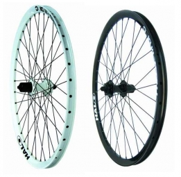 HALO Freedom Roue Arrière Blanche disque 6TR 26´´ 9mm 36 rayons