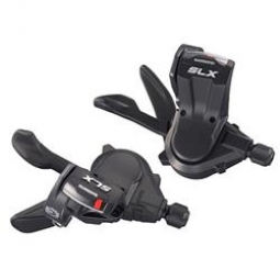 Shimano Commandes de vitesses Rapid Fire Plus SLX 9 vitesses SL-M660  (la paire)