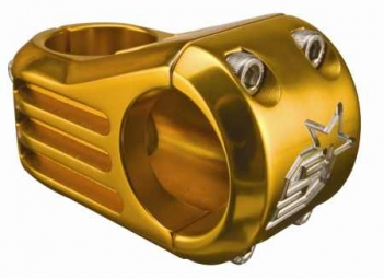 SPANK Stem Royala TIMER Gold 0 ° 50 mm