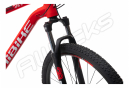 VTT Semi Rigide Haibike SEET HardSeven 2.0 Shimano Tourney 3x7V Rouge / Blanc / Noir