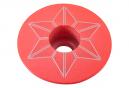 Capot de Direction Supacaz Capz Powder Coated Neon Orange