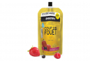 Eco Recharge Gel Overstims Coup de Fouet Fruits Rouges 250g