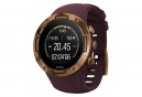 Montre de Sport Suunto 5 Rouge / Marron