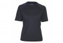 Poc Essential MTB Women Short Sleeves Jersey Uranium Black