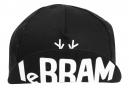 Casquette LeBram Coton Classique Noir