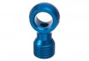 Connettore idraulico Hope 90 blu