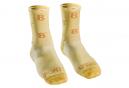 Pair of Mavic Limited Edition Socks Greg LeMond Yellow