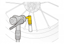 Topeak Pressure-Rite (Schrader Valve Adapter)