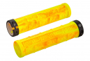 Pair of Grips Supacaz Grizips Splash Neon Yellow