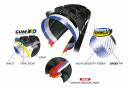 Pneu VTT Michelin Wild Enduro Rear Competition Line 27.5 Plus Tubeless Ready Souple Skinwall Gravity Shield Pinch Protection GUM-X 3D E-Bike Ready