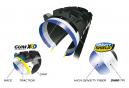 Pneu VTT Michelin Wild Enduro Front Competition Line 27.5 Plus Tubeless Ready Souple Skinwall Gravity Shield GUM-X 3D E-Bike Ready