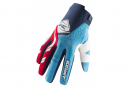 Kenny Performance Long Gloves Blue