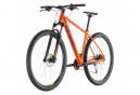 MTB Hardtail Cube Analog 27.5'' Shimano Alivio/Altus 9V Arancione Rosso 2019