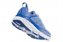 Chaussures de Running Femme Hoka One One Bondi 6 Bleu / Blanc