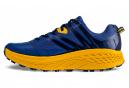 Hoka One One Speedgoat 3 Blue Yellow Men