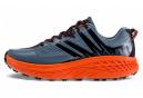 Chaussures de Trail Hoka One One Speedgoat 3 Gris / Orange