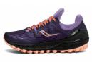 Chaussures de Trail Femme Saucony XODUS ISO 3 Noir / Violet