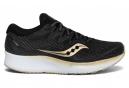 Chaussures de Running Femme Saucony RIDE ISO 2 Noir / Or