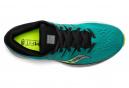 Chaussures de Running Saucony RIDE ISO 2 Bleu