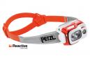 Lampe Frontale Petzl SWIFT RL 900 lumens Orange